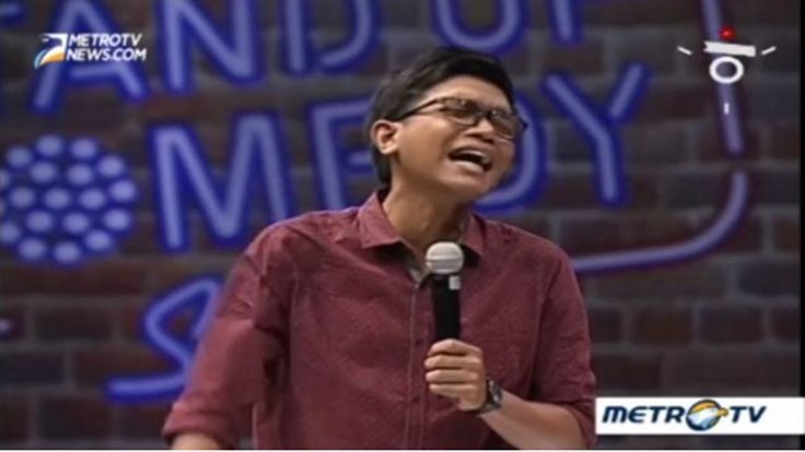 Dzawin ~ Stand Up Comedy Indonesia Terbaru 13 Desember 2015