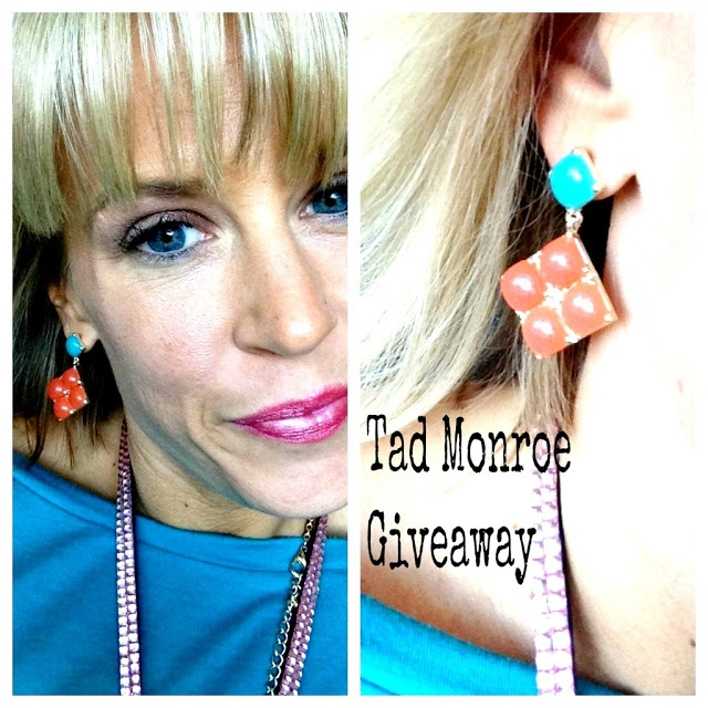 Enter the A Tad Monroe giveaway on Skinny Meg's blog!