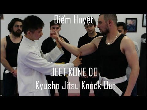 |HD| Jeet Kune Do Pressure Point Knock Out ( Kyusho Jitsu- Dim Mak)| Melbourne Ri Chu Kung Fu - YouTube