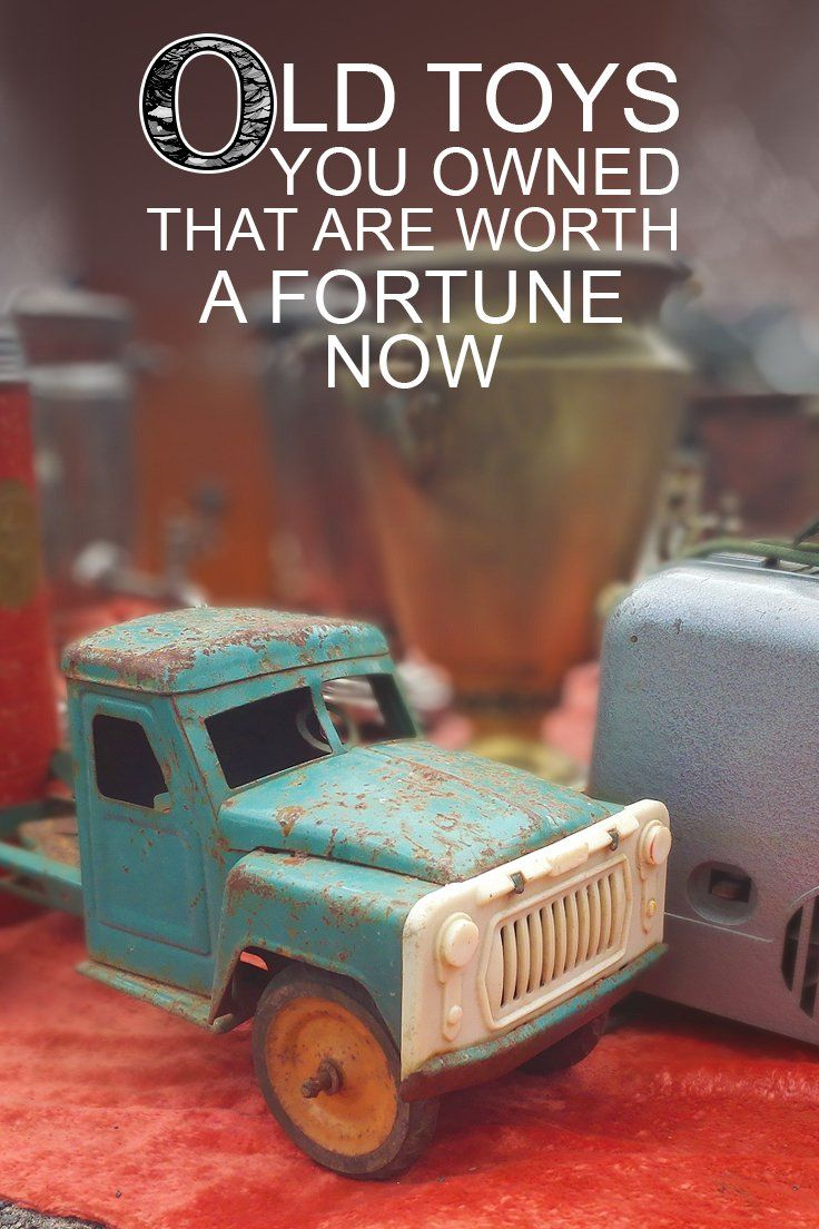 We all have heard of people getting rich by selling vintage items but do you know that old toys that were bought cheap in the past are worth thousands of dollars today? See how much they cost now.