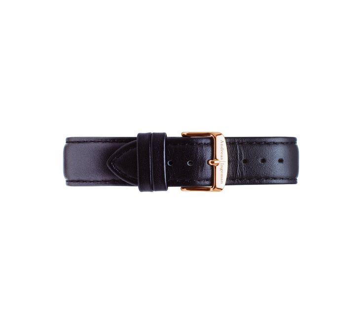 Wristband Black Oslo