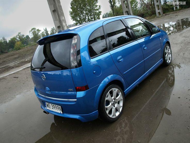 Opel Meriva OPC 1.6 Turbo: - autoGALERIA.pl