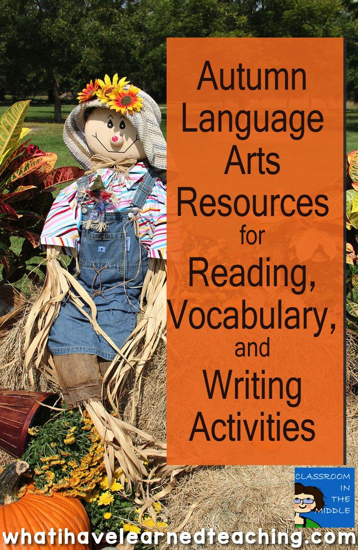 Autumn In Other Languages: Having Fun With Autumn Activities, And Still Getting