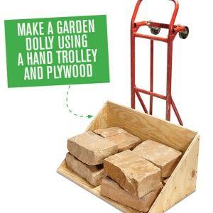 DIY Garden Dolly