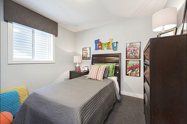 Secondary / kids bedroom