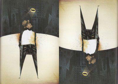 BRUCE WAYNE - BATMAN by Pablo Bernasconi