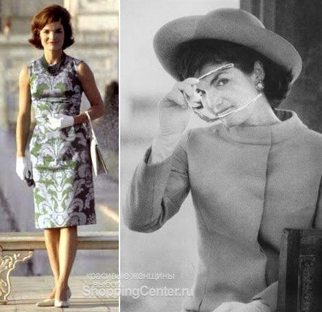Стиль Жаклин Кеннеди (Джеки Кеннеди Онассис), фото