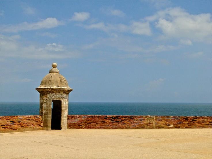 San Cristobal Fort - San Juan, Puerto Rico