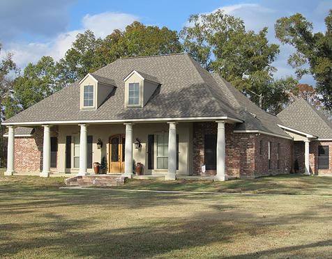 Madden home design acadian house plans french country for Southern louisiana style house plans