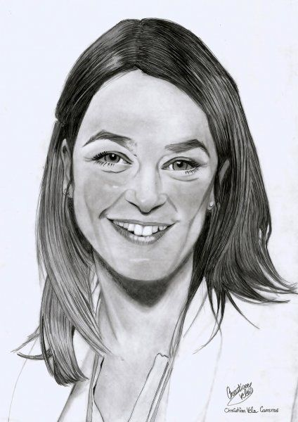 Toñi Moreno Morales - Personajes | Dibujando.net