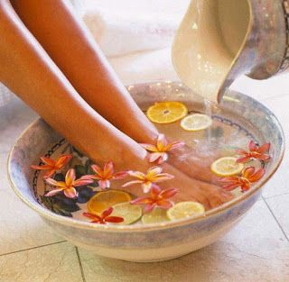 Aromatherapy Foot Soak Recipes