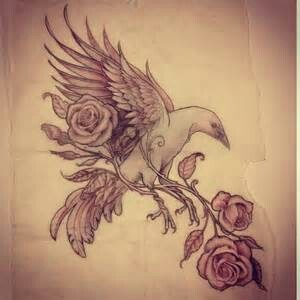 1000 images about tattoos on pinterest rosary tattoos rose tattoos and bird tattoos. Black Bedroom Furniture Sets. Home Design Ideas