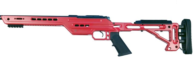 MPA BA CZ-455 Chassis - MasterPiece Arms, Inc.