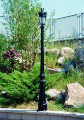 Lampioni in Alluminio Fuso : Collezione FERNANDINO  ( foto 2)