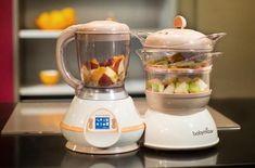 Nutribaby, le meilleur allié des mamans pour préparer à l'avances les repas de bébé !