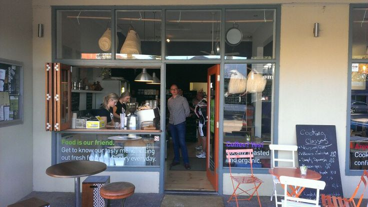#6 THE COOKS PANTRY - 6 Jetty st. Grange - Organic & fresh produce cafe, great tasting coffee, relaxed atmosphere. GF options. +++++ 31/May/2014