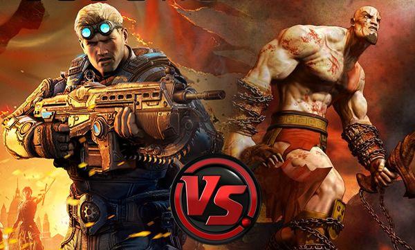 Gears of War vs. God of War: Qual é o melhor jogo de luta? Vote!