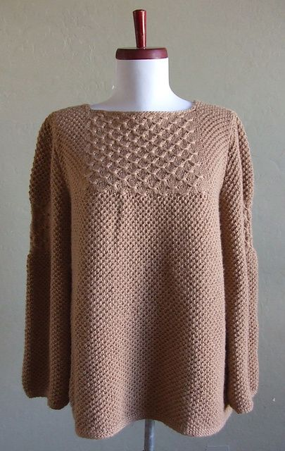 Ravelry: Ride the Clouds pattern by Yumiko Alexander