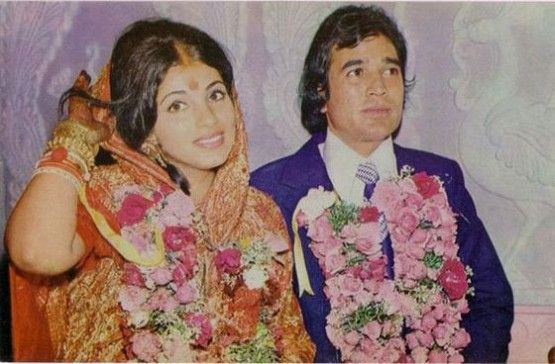 Things You Did Not Know About Rajesh Khanna & Dimple