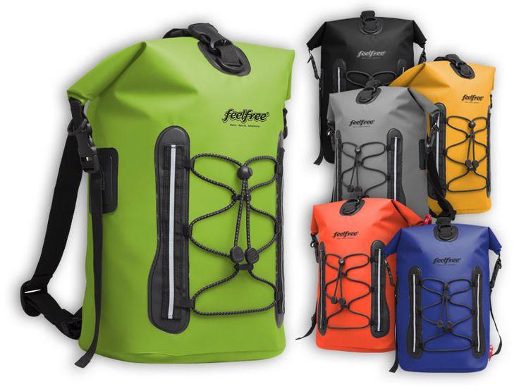 Dry Bags & Storage   Feelfree Fishing & Recreational Kayaks