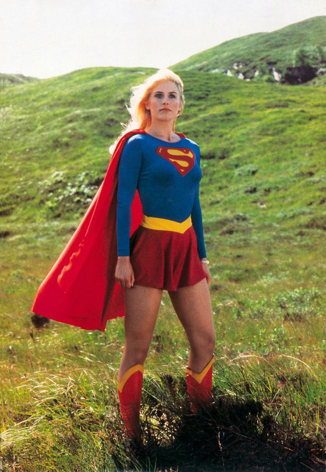 Helen Slater as Supergirl ---- Supergirl is a 1984 superhero film directed by Jeannot Szwarc.