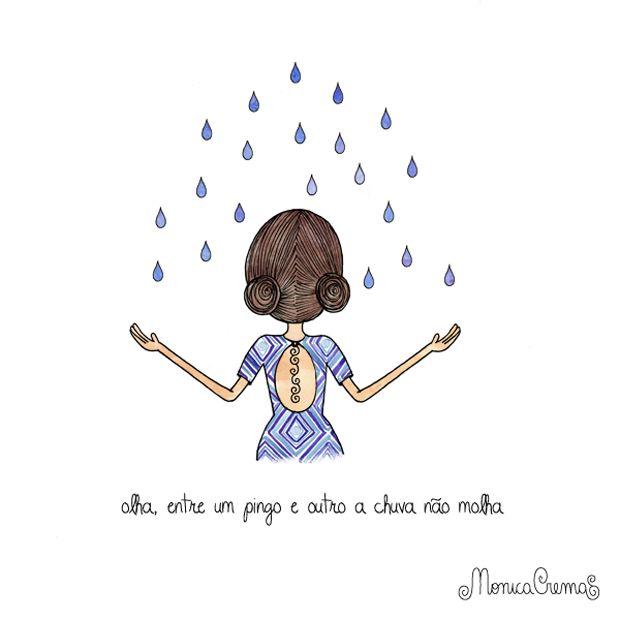 As iIustrações de Mônica Crema