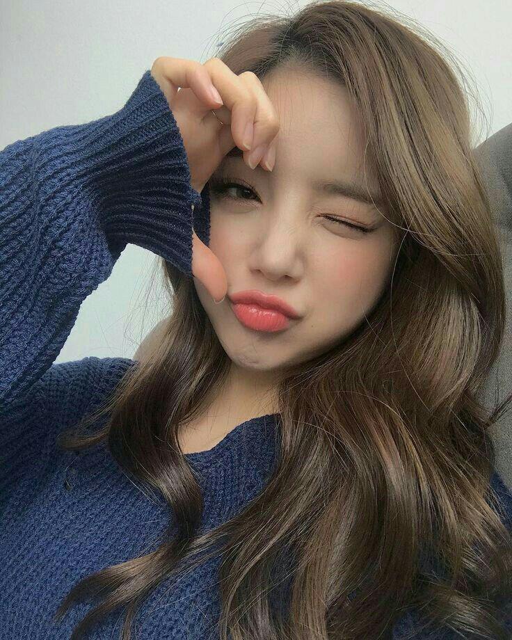 A Gangster Love Korean makeup look, Cute korean girl, Beauty
