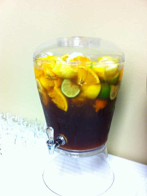 Ice Chest Tea (I must admit, I had never heard of this before but now I need it!)