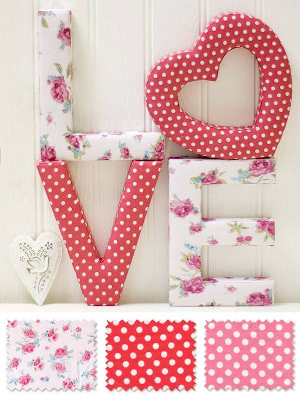 23 best babyface fabric letters images on pinterest for Fabric covered letters for nursery