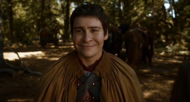 Podrick Payne...my favorite person on game of thrones!