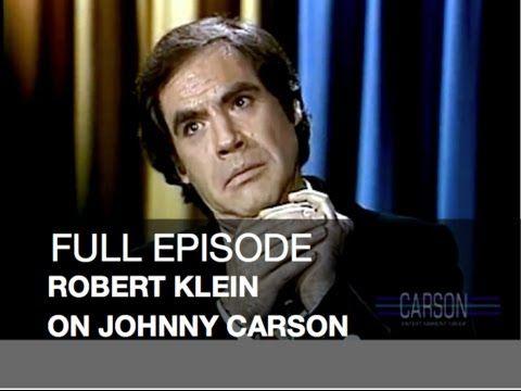 JOHNNY CARSON FULL EPISODE: Robert Klein, Erma Bombeck, Tonight Show 11/17/1977 - YouTube