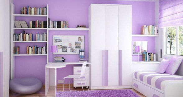 Color Your World: Purple | Homesessive
