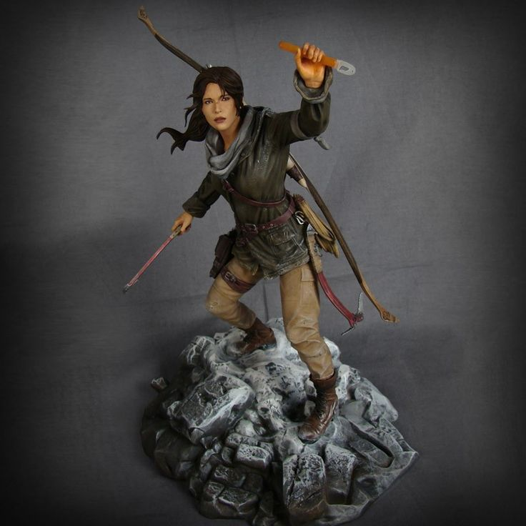 BLOG DOS BRINQUEDOS: Rise of the Tomb Raider Collector's Edition Video ...