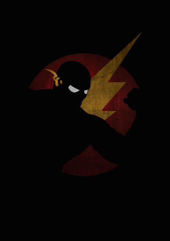 The Flash Shadow Art from Lily's Factory (http://lilysfactory.fr/), a French graphic artist