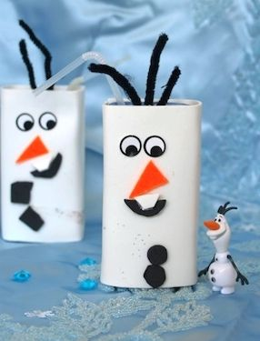 Disney Frozen Crafts: 25 Awesome Ideas - Page 8 of 26 - diycandy.com