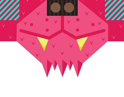 "Check out new work on my @Behance portfolio: ""Monkey King""…"