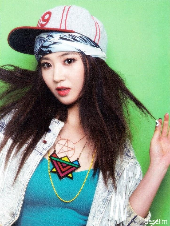 Kwon Yuri = Blackpearl