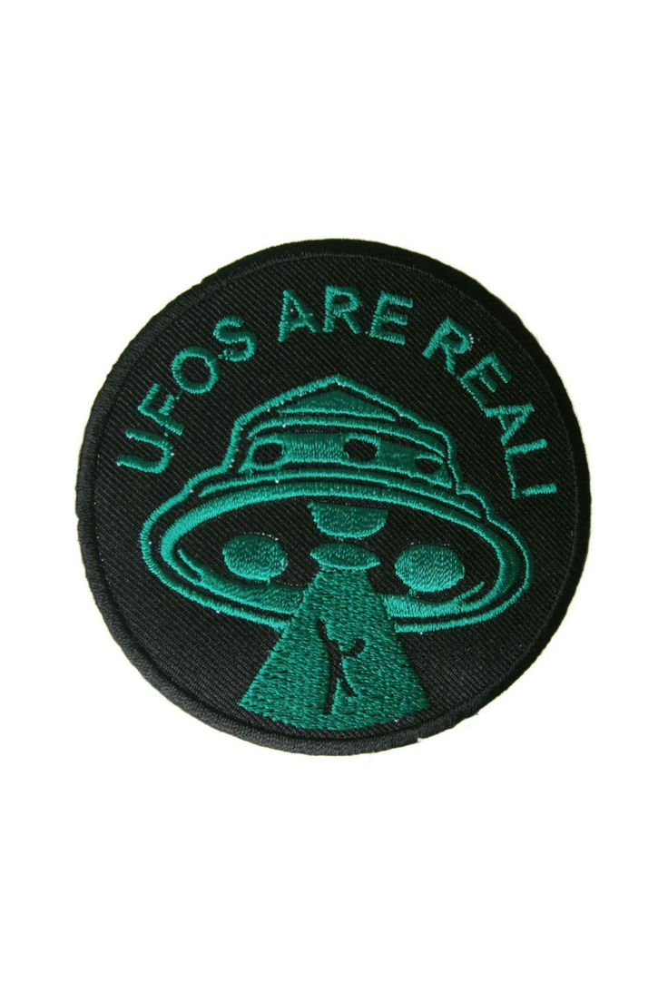 Standard Goods Patch UFOS Are Real