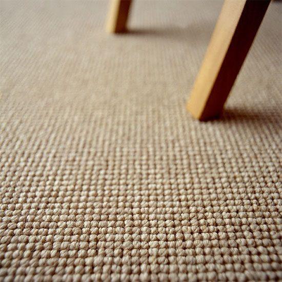 If I must carpet...