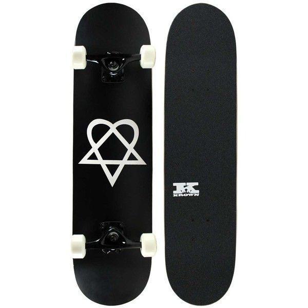 KPC Pro Skateboard Complete (235 HRK) ❤ liked on Polyvore featuring skateboard