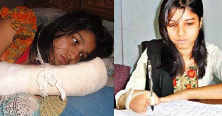 Μουσουλμάνος έκοψε τα δάχτυλα της 21χρονης συζύγου του γιατί συνέχισε τις σπουδές της Crazynews.gr