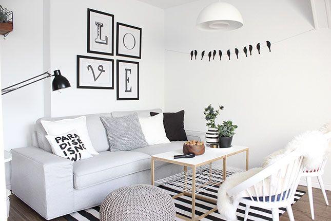 oh what a room: Mein neues Wohnzimmer für fast umsonst und ein weiteres megaeasy Herbst-DIY *piep piep*