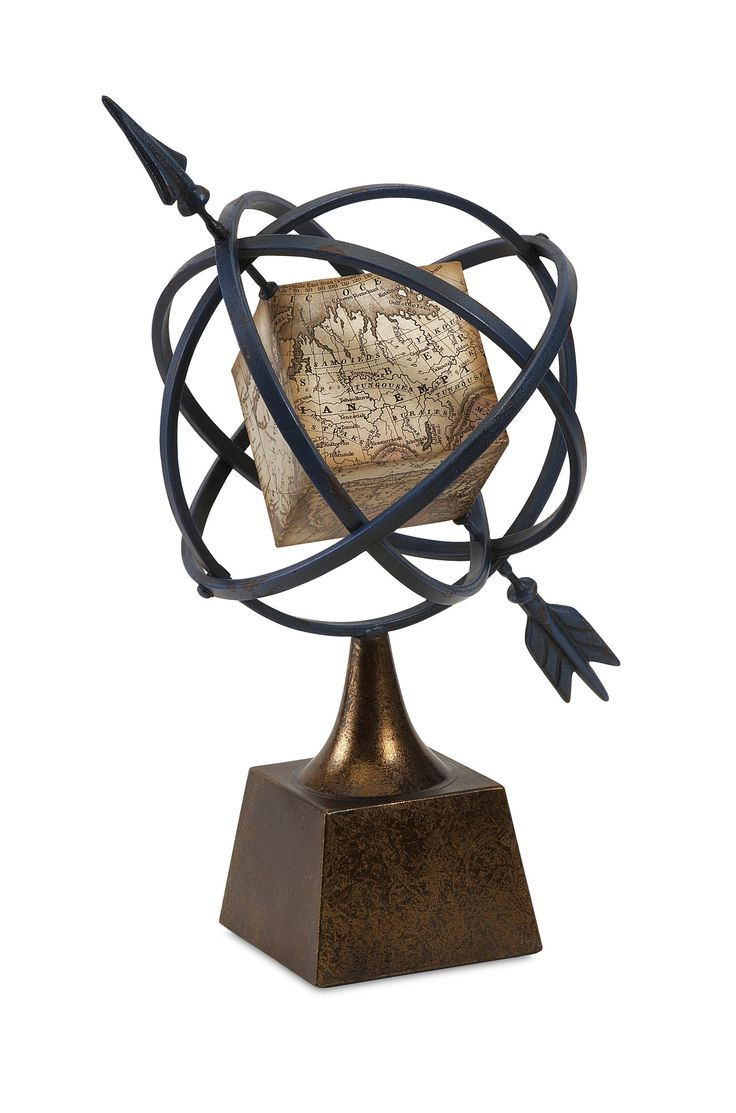 531 best armillary spheres images on pinterest sundial globes imax creston globe armillary arubaitofo Choice Image