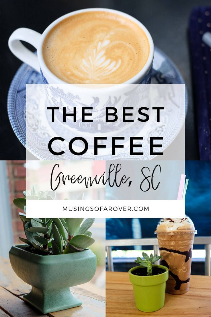 Looking for the best coffee in Greenville South Carolina (Greenville SC)? Head to Coffee Underground, Methodical, The Village Grind, Espresso 101, West End Coffee Shop, and Joe's Place. travel tips, travel advice, greenville sc things to do, greenville south carolina things to do via @musingsofarover