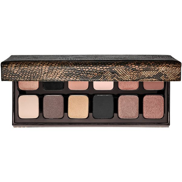 Laura Mercier Eye Art Caviar Colour-Inspired Palette ($55) ❤ liked on Polyvore featuring beauty products, makeup, eye makeup, eyeshadow, beauty, 34. eye shadow., eyes, filler, laura mercier eyeshadow and palette eyeshadow