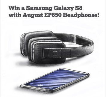 Nice Samsung's Galaxy 2017: Win a $700.00 Samsung Galaxy S8 phone and August EP650 Headphones. Enter for you... Sweepstakes & Contests Check more at http://technoboard.info/2017/product/samsungs-galaxy-2017-win-a-700-00-samsung-galaxy-s8-phone-and-august-ep650-headphones-enter-for-you-sweepstakes-contests/