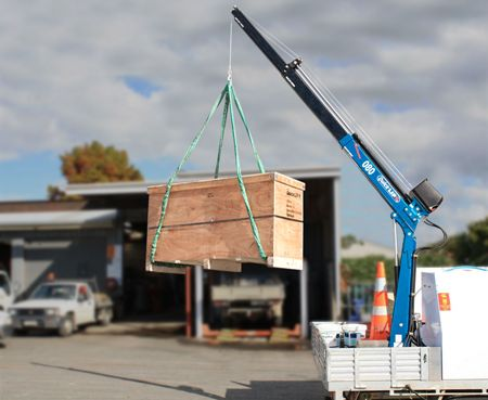 Popular Ute Cranes Available Online