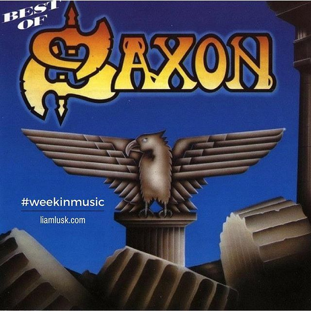 #weekinmusic #greatmusic Formed in #southyorkshire in the #uk in #1977 and still rocking - #heavymetal #britishmusicCheck out the #weekinmusic section of my blog at http://liamlusk.com/category/week-in-music/