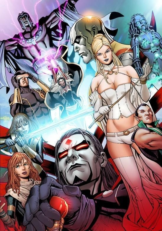 X-Men and Mr. Sinister                                                                                                                                                                                 More