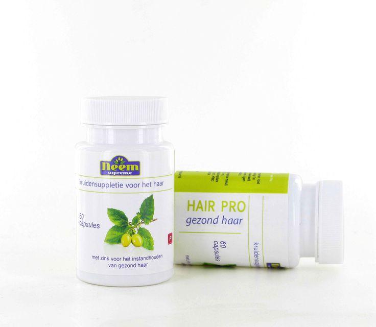 Neem Supreme HairPro  Description: Neem Supreme is een vernieuwende ayurvedische productlijn die is opgebouwd rond het werkzame kruid Neem. Onze lijn met Neem Supreme haarverzorgingsproducten is nu uitgebreid.Je haar is belangrijk voor je uiterlijk. Het is je visitekaartje en daarom besteed je er veel aandacht aan. Je wilt immers goed voor de dag komen. Tijd voor de best mogelijke haarverzorging met Neem-producten uiteraard op natuurlijke basis.Neem (zeg:'Niem') iséén van de belangrijkste…